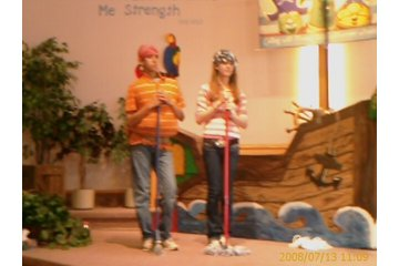 Amberlea Presbyterian Church in Pickering: The Pirates Who Don't Do Anything VBC