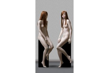 Groupe WMF Inc in Anjou: Realistic women mannequin