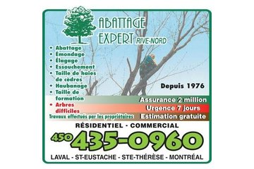 Abattage Expert Rive-Nord Inc