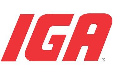IGA - Les Marchés Louise Ménard Inc à Saint-Lambert: Logo IGA