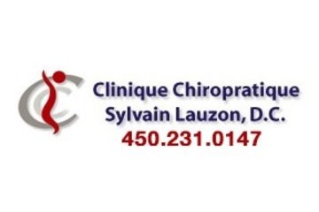 Clinique Chiropratique Sylvain Lauzon, D.C.