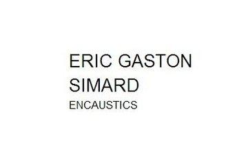 Eric Gaston Simard   Encaustic Painting