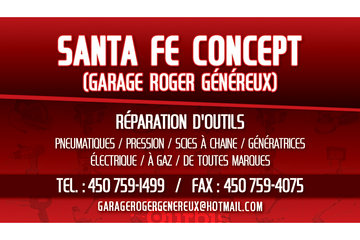 Garage Roger Genereux Inc in Joliette