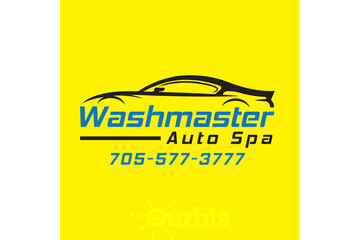 Washmaster - Car Wash and Detailing Barrie à Barrie: Washmaster logo
