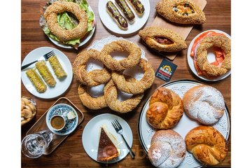 Simit Bakery in VANCOUVER: Bagels