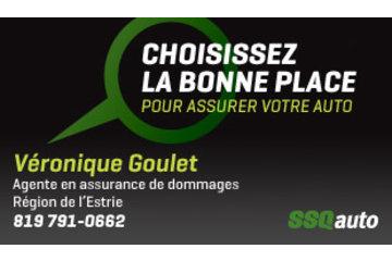 Véronique Goulet, agente en assurance de dommages affiliée à SSQauto