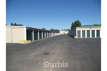 All Secure Storage Ltd in Courtenay