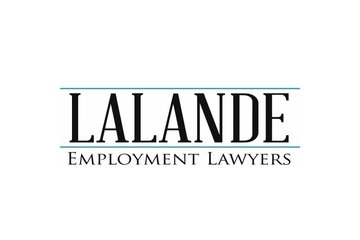 Lalande Employment Lawyers