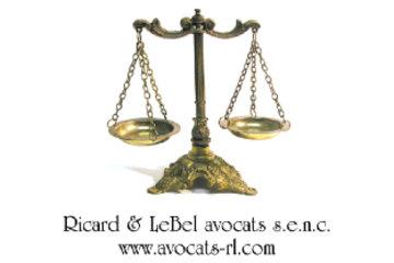 Ricard & Lebel avocats s.e.n.c.