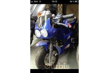 AUTO VTT MOTO A VENDRE in Sainte-Anne-des-Monts: Pocket bike