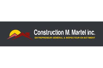 Construction M Martel - Rénovation & Inspecteur en Bâtiment