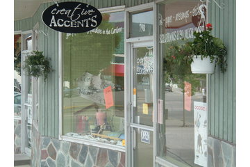Creative Accents in Williams Lake: Store Front