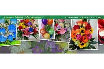 Opal's Artistry in Flowers & Balloons in edmonton: Flower Shop Edmonton