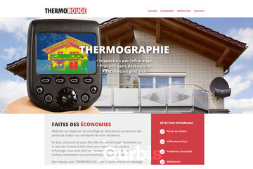 ThermoRouge - Thermographie