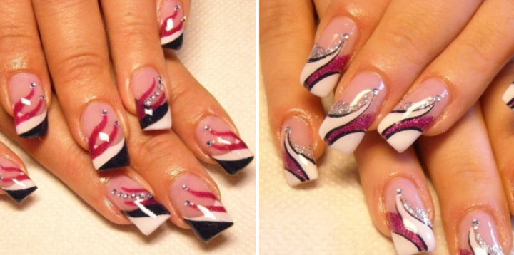 Nails Art Design Pictures 2011 Choice Image Easy Nail Designs For
