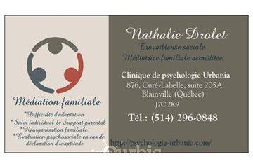 Nathalie Drolet T.S., Médiation familiale, Blainville