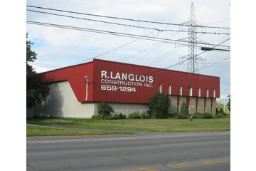 Langlois R Construction & Excavation Inc à La Prairie