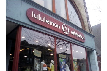 lululemon - Closed