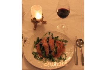 Restaurant Danvito à Beloeil: e cuisine italienne -Assiette de saumon fumé- Beloeil (Rive-Sud) 450-464-5166