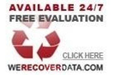 WeRecoverData Data Recovery Inc. - Calgary