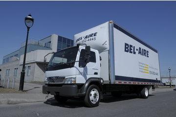 Déménagement & Entreposage Bel-Aire in Montréal-Est: Camion de déménagement