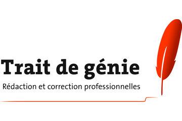 Trait de génie - Rédaction et correction professionnelles