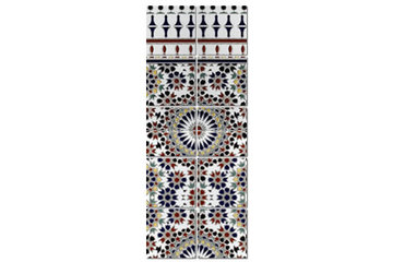 Ceragres Tiles Canada Ltd à Montréal: décor arabe