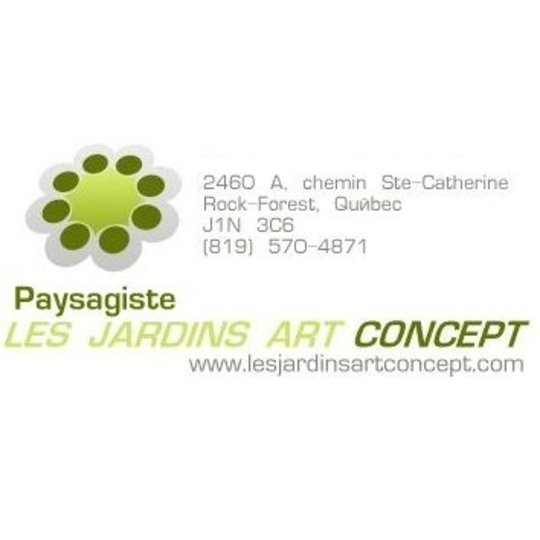 Les jardins art concept sherbrooke qc ourbis for Horticulteur paysagiste