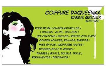 Coiffure DAQUEENKA