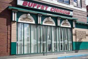 Buffet Chinois Palais Royal à Trois-Rivières