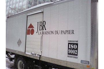 J B R-La Maison du Papier