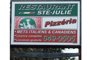 Restaurant Ste Julie Pizzeria Steak House à Verchères