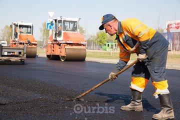 Entreprise Mascon à Anjou: travaux d'asphaltes et de ciment