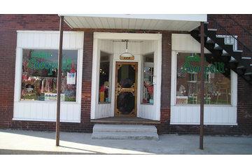 Boutique Cocopelli in La Prairie: Boutique vue de l'extérieur
