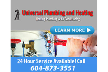 Universal Plumbing and Heating
