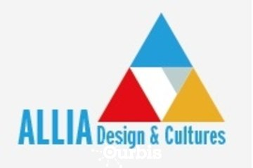 Allia Design & Cultures in Montreal: Logo