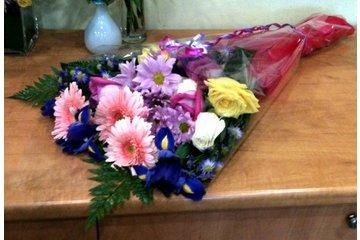 Madame Lafleur in Montréal: beautiful bouquet
