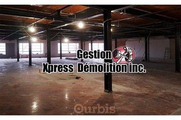 Gestion Xpress Démolition Inc. Montréal