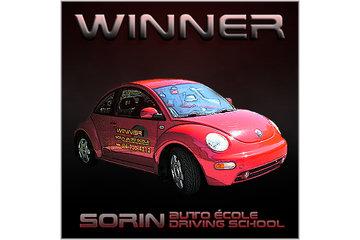 Winner Sorin Auto Ecole à Longueuil