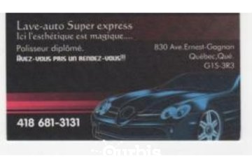 Lave-Auto Super Express à Québec