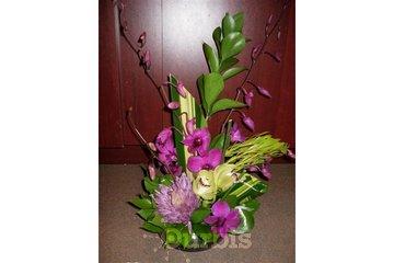 Aux Coeurs Fleuris Inc in Saint-Basile-le-Grand: Aux Coeurs Fleuris, Bouquet Florale, Vase, Fleuriste, St-Basile-Le-Grand (Rive-Sud) 450-441-1008