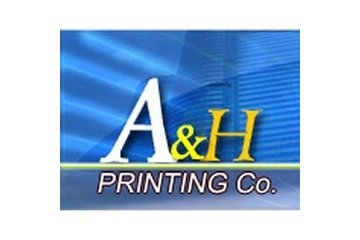 A & H Printing in Scarborough: A & H Printing