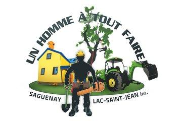 Un homme a tout faire Saguenay Lac-Saint-Jean