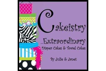 Cakeistry...Extraordinary Diaper Cakes & Towel Cakes