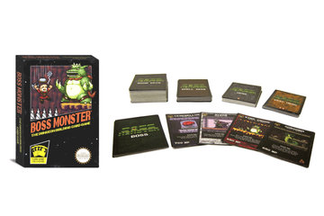Tramp'S Music & Books in Regina: Boss Monster: The Dungeon Building Card Game