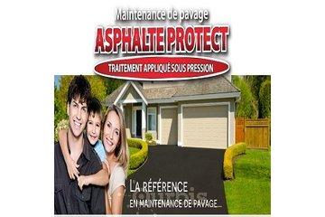 Asphalte Protect - Scellant - Protecteur - Traitement et Réparation à Québec à St-Agapit: pic1