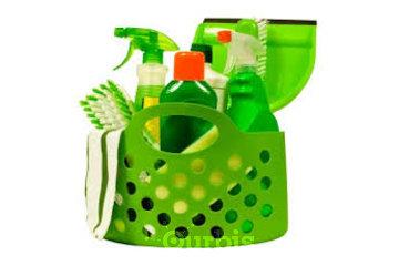 Services d'entretien ménager brille-eau-net