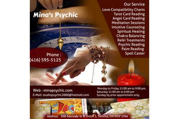 Mina's Psychic Studio | Chakra BalancingToronto