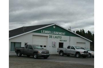 Garage Embellissement de L'Auto Enr à Saint-Jean-de-Dieu