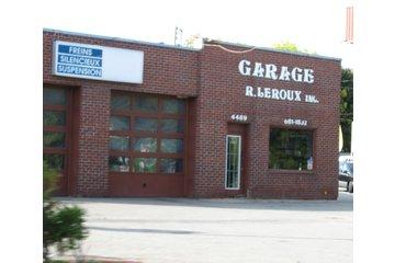 Station de Service Leroux à Laval